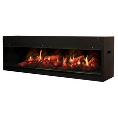 Dimplex Opti-V Duet Buit In Electric Fireplace