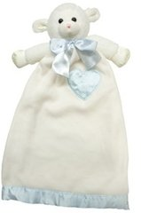 Personalized Lovie Babies Lenny the Lamb Security Blanket