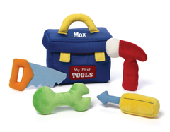 "Personalized ""My First Tool Box"" Playset"