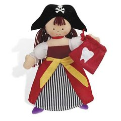 Tooth Pirate Girl Doll