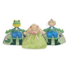 Topsy Turvy Princess/Frog/Prince - 3 Dolls in 1!