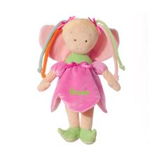 """Personalized 14"""" Juniper Rain Fairy Doll"""