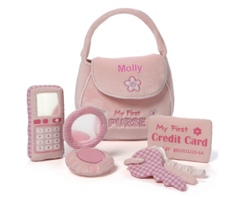 "Personalized ""My First Purse"" Playset"