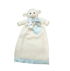 Personalized Lovie Lenny the Lamb Security Blanket