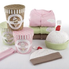 Pint of PJ's Sleepy Time Gift Set - Mint, Strawberry, Chocolate