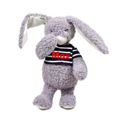 "Personalized 16"" First Mate Max Bunny"