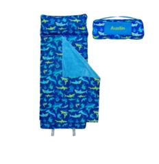 Personalized Shark Nap Mat by Stephen Joseph