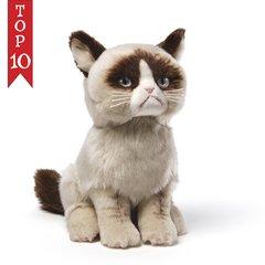 """9"""" Grumpy Cat by Gund"""