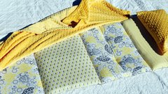 Personalized Sweet Sunshine Quilted Nap Mat