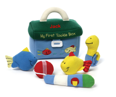 "Personalized ""My First Tackle Box"" Playset"