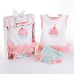 Baby Cakes Tunic and Bloomers
