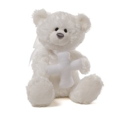 "8"" Cross Bear by Gund"