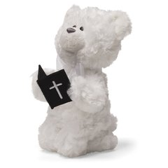 Kneeling Bible Bear by Gund