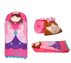 Personalized 3D Princess Nap Mat by Stephen Joseph