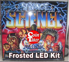3. STRANGE SCIENCE LED Kit w Frosted LEDs