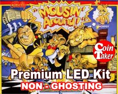 1. MOUSIN AROUND  LED Kit with Premium Non-Ghosting LEDs
