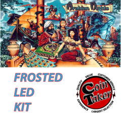 TALES OF THE ARABIAN NIGHT-3  LED Kit w Frosted LEDs