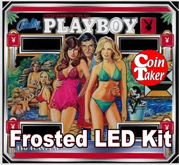 3. PLAYBOY LED Kit w Frosted LEDs
