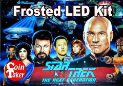 3. STAR TREK NEXT GENERATION  LED Kit w Frosted LEDs