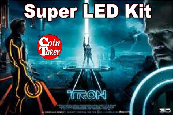 TRON LE-2 Pro LED Kit w Super LEDs