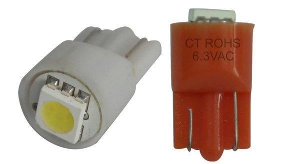 161 Button LED 12V