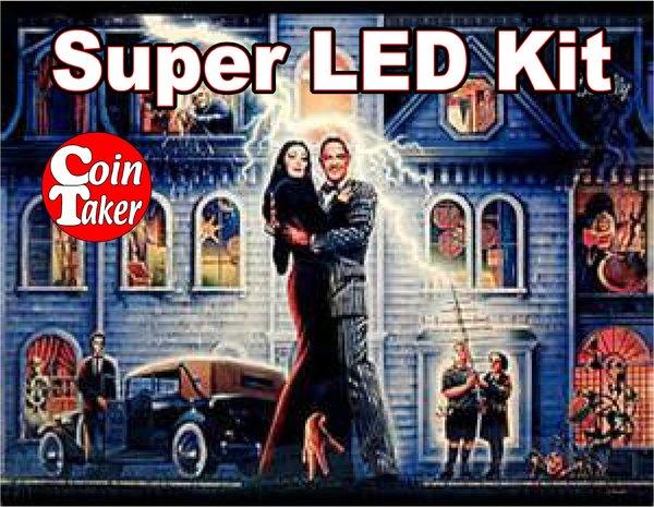 2. ADDAMS FAMILY LED Kit w Super LEDs