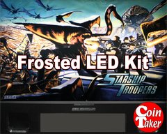 3. STARSHIP TROOPERS LED Kit w Frosted LEDs