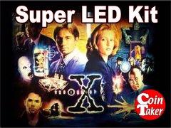 2. XFILES LED Kit w Super LEDs