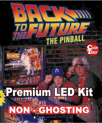 1. BACK TO THE FUTURE LED Kit with Premium Non-Ghosting LEDs