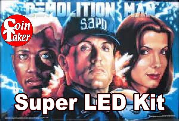 2. DEMO MAN LED Kit w Super LEDs