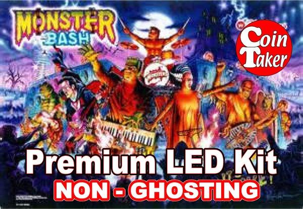 1. MONSTER BASH LED Kit with Premium Non-Ghosting LEDs