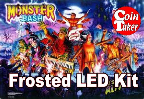 3. MONSTER BASH LED Kit w Frosted LEDs