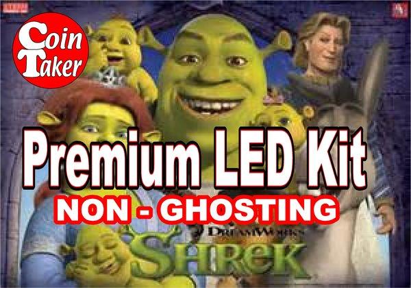 SHREK-1 LED Kit w Premium Non-Ghosting LEDs