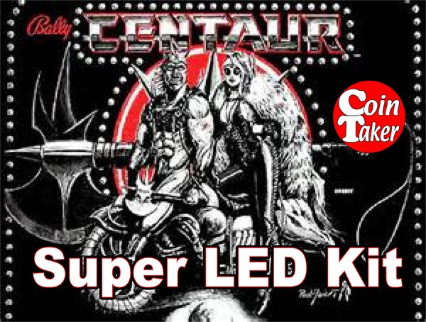 2. CENTAUR II LED Kit w Super LEDs