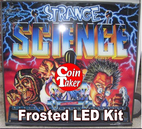 3. STRANGE SCIENCE LED Kit w Frosted LEDs