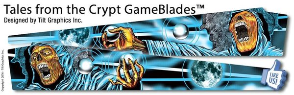 TALES FROM THE CRYPT GAMEBLADES