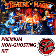 1. THEATRE OF MAGIC LED Kit with Premium Non-Ghosting LEDs