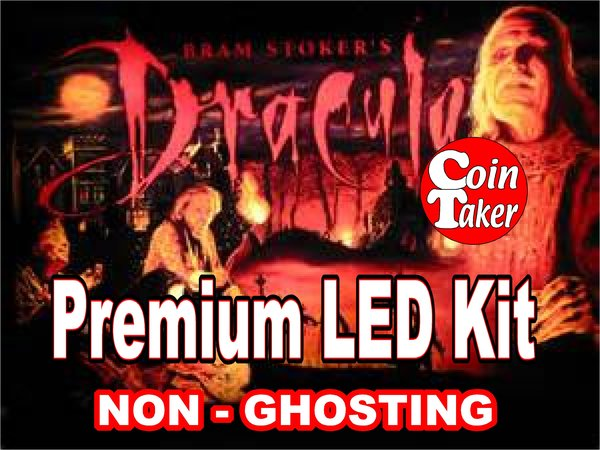 1. BRAM STOKER'S DRACULA LED Kit with Premium Non-Ghosting LEDs