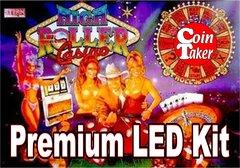 High Roller Casino-1 LED Kit w Premium Non-Ghosting LEDs