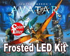 AVATAR-3 Pro LED Kit w Frosted LEDs