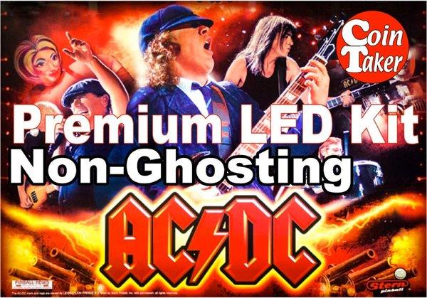AC/DC-1 Pro LED Kit w Premium Non-Ghosting LEDs