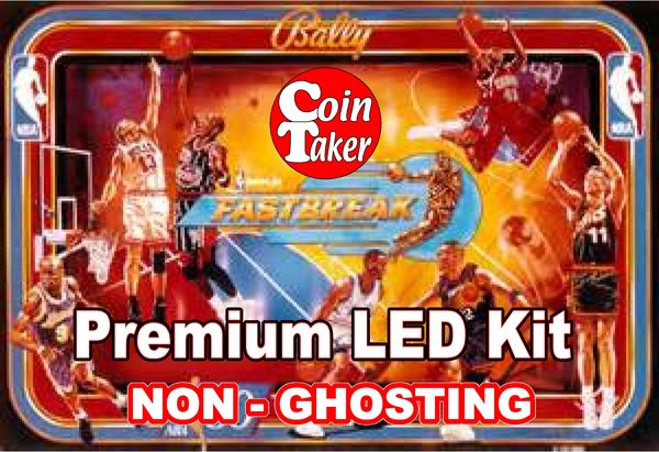 1. NBA FASTBREAK LED Kit with Premium Non-Ghosting LEDs