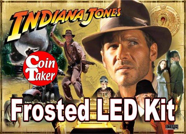 INDIANA JONES-3 LED Kit w Frosted LEDs