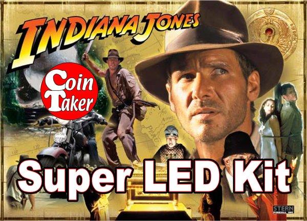 INDIANA JONES-2 LED Kit w Super LEDs