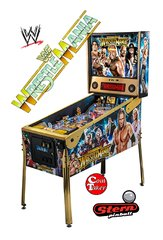 Wrestlemania Pinball, Stern LE