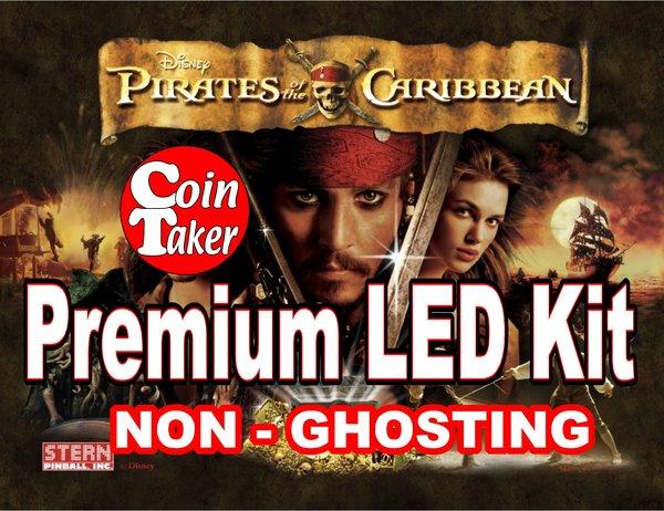 PIRATES OF THE CARIBBEAN-1 LED Kit w Premium Non-Ghosting LEDs