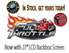 Full Throttle Heighway Pinball