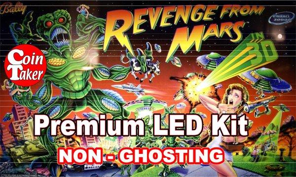 1. REVENGE FROM MARS LED Kit with Premium Non-Ghosting LEDs