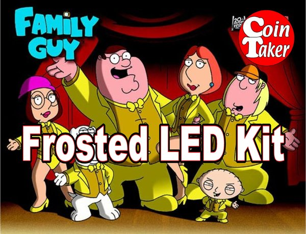 Family Guy-3 LED Kit w Frosted LEDs