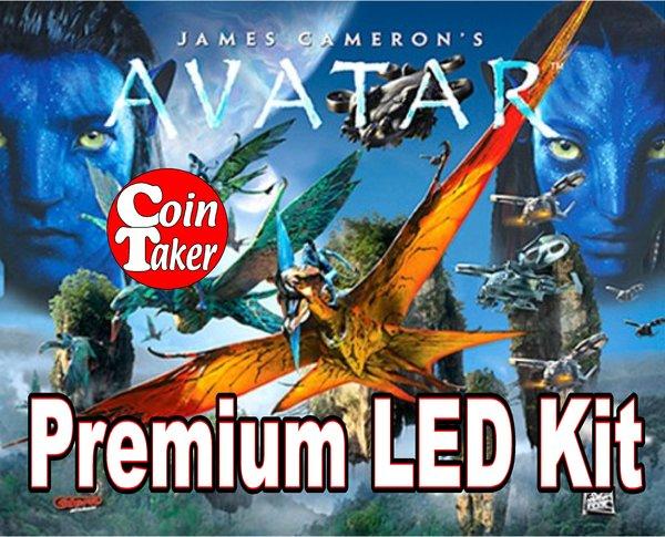 AVATAR-1 Pro LED Kit w Premium Non-Ghosting LEDs